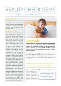 Public Article Enuresis